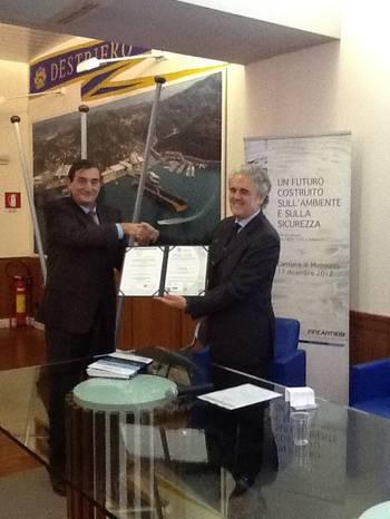 File RINA-Fincantieri ISO 14001 Presentation