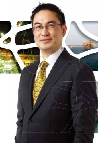 File Francis Wong: Photo courtesy of Swiber Holdings