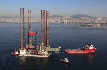 File Photo: GSP Offshore