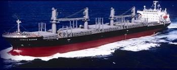 File Photo: Genco Shipping & Trading Ltd.