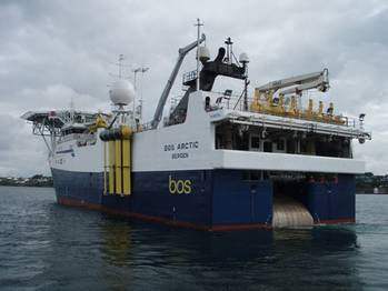 File M/V Geo Arctic: Photo credit TSG