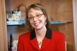File Port of Los Angeles Executive Director Geraldine Knatz.