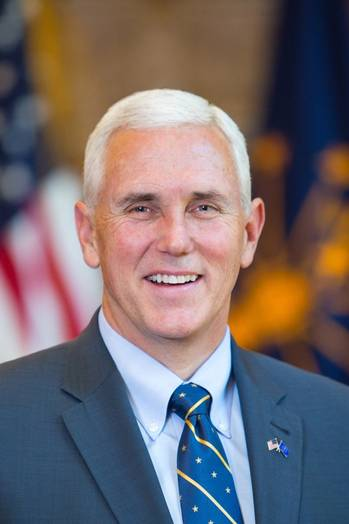 File Governor Mike Pence (Official photo)