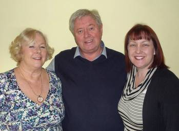 File Guardian Management Team Teresa Stevens, David Stevens & Jean Winfield