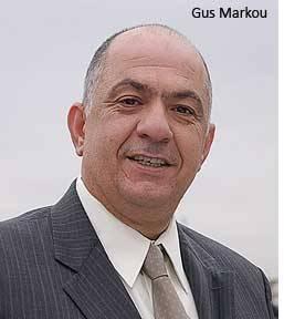 File Gus Markou, President & CEO
