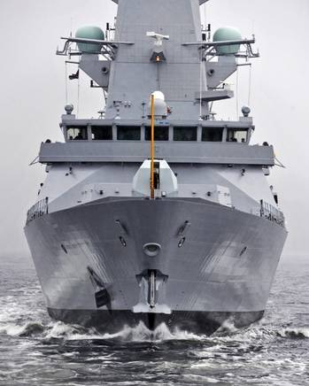 File HMS Duncan: Photo courtesy of MOD