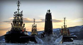File HMS Vanguard: Photo credit RN