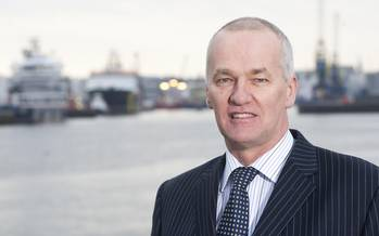 File Colin Parker, Harbour Board Chief Executive
