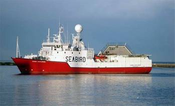 File Photo courtesy of Seabird Exploration