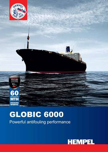 File Globtic 6000: Image credit: Hempel