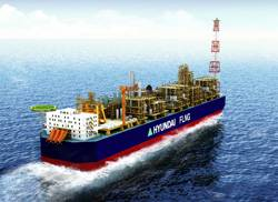 File Hyundai FLNG Model