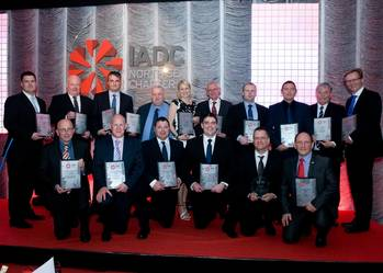 File IADC Safety Award winner 2014