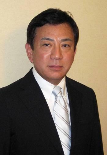 File ICS Chairman Masimichi Morooka