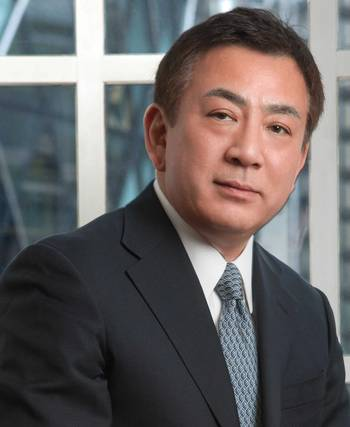 File ICS Chairman Masamichi Morooka