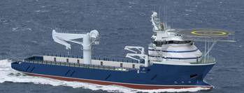 File Image courtesy of Kleven Shipbuilding