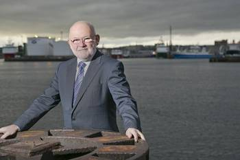 File Decom North Sea chief executive Brian Nixon