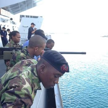 File Photo: Seychelles Coast Guard