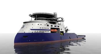 File Ulstein Multi-performance OSV: Image credit Ulstein