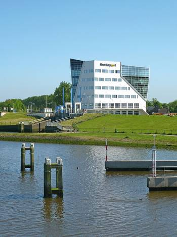 File Kongsberg Maritime will install simulators for brand new training facility in Delfzil.
