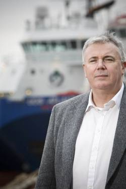 File Kenny Macleod, chairman, Seahold GEOSHIPS 1.