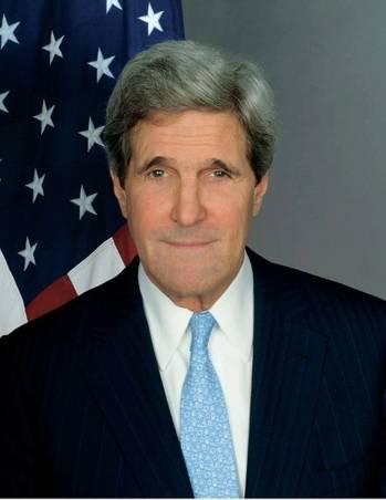 File U.S. Secretary of State John Kerry