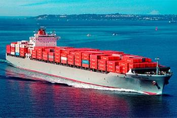 File Similar K-Line Container Ship: Photo courtesy of K-Line