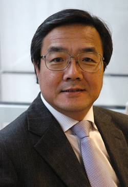 File Koji Sekimizu Secretary General of the IMO. (Source: IMO)