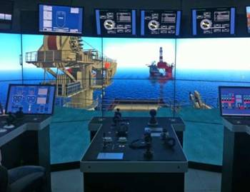 File Kongsberg Offshore Simulator: Photo courtesy of Kongsberg