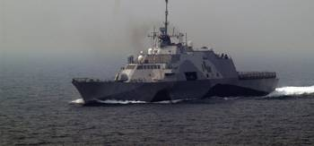 File Littoral Combat Ship: Photo courtesy of USN