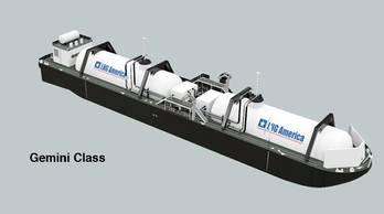 File Image: LNG America
