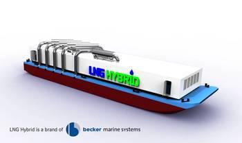 File the LNG Hybrid Barge