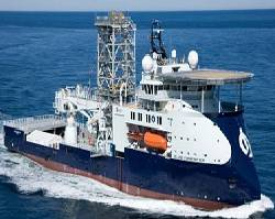 File Light well intervention (LWI) vessel Island Constructor. (Photo: Island Offshore)
