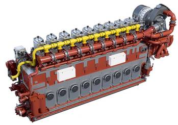 File M 34 DF – Marine Dual Fuel Engine