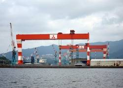 File MHI Shipyard, Nagasaki: Credit Wiklpedia CCL