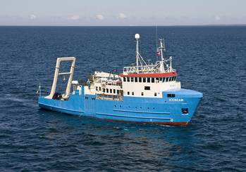 File MMT´s survey and ROV vessel IceBeam