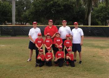 File The Maritime Reporter 6U T-ball team.