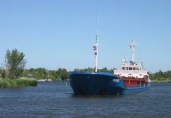 File MV Carrier: Photo credit Reederei Erwin Strahlmann