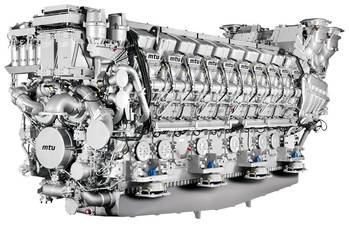 File MTU_20V8000M71L Engine: Photo credit MTU