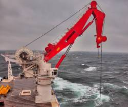 File Safe and efficient MacGregor 250-tonne AHC subsea crane