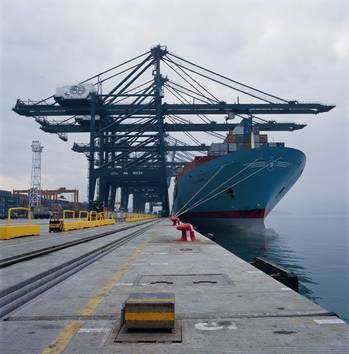File Photo courtesy of Maersk Line