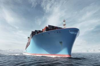 File Image courtesy of Maersk Line