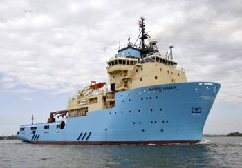 File A Maersk OSV: Image courtesy of Maersk