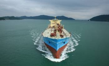 File Maersk Gas Tanker: Photo credit Maersk Tankers