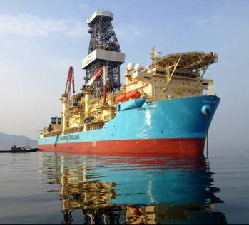 File Maersk Viking: Photo credit Maersk Drilling