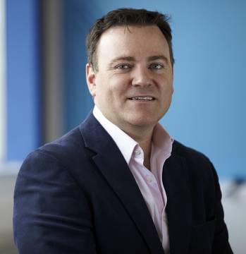 File Magnus McEwen-King, Chief Executive of OptaSense