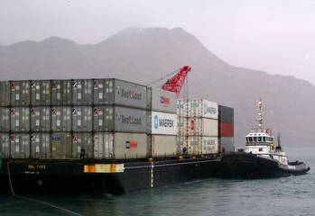 File Barge HML 240-2: Photo credit Marcon International