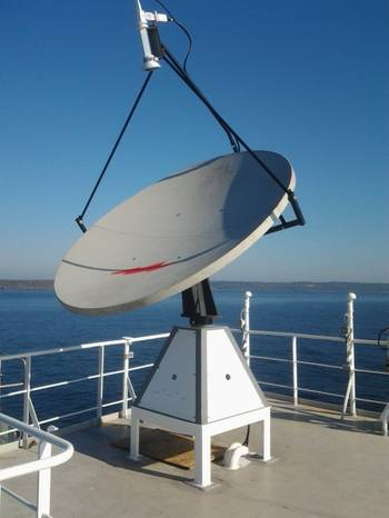 File Maritime Broadband C-Bird antenna