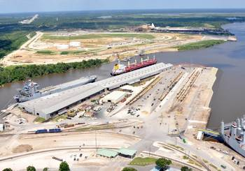 File Photo courtesy of Port of Beaumont