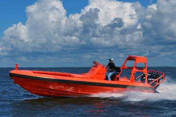 File Photo courtesy of Metal Shark Aluminum Boats