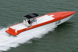 File Photo courtesy Hann Powerboats
